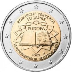 Vokietija 2 eurai, 2007...