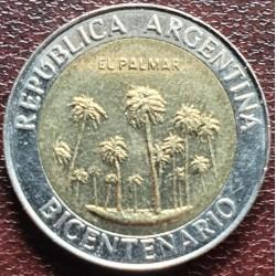 Argentina 1 peso, 2010 El...