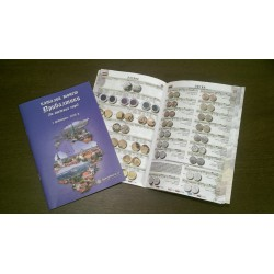 Baltijos šalių monetų katalogas 2018