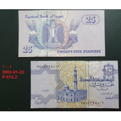 Egiptas 25 Piastres,...
