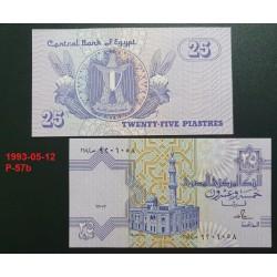 Egypt 25 Piastres,...