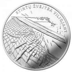 Lietuva 1,50 euro, 2019 Stintų žvejyba viliojant