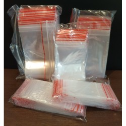 Clamping bags 100 pcs.