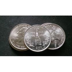 JAV 25 centai, 2000 Maryland UNC KM#306