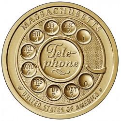 JAV 1 doleris, 2020 Telefonas