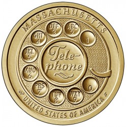 US$1 Dollar, 2020 Phone...