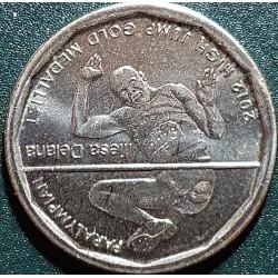 Fidžis 50 centų, 2013 Iliesa Delana