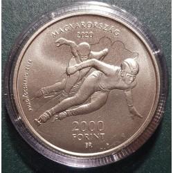 Vengrija 2000 forintų, 2020 125 olimpiniam komitetui