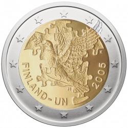 Suomija 2 eurai, 2005...