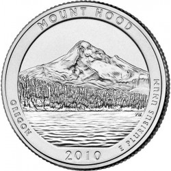 JAV ¼ dolerio, 2010