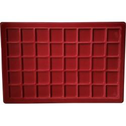 Paletė (dėklas) P40 iš 40 kvadratų 34x34 mm