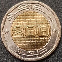 Alžyras 200 dinarų, 2012 Nepriklausomybė KM140