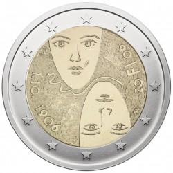 Suomija 2 eurai, 2006 lygiateisių rinkimams 100 KM125