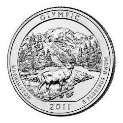 JAV 25 centai, 2011 Olympic, Washington