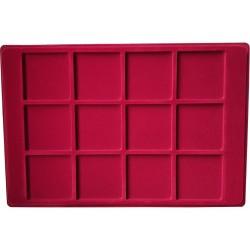 Paletė (dėklas) P12 iš 12 kvadratų 64x64 mm