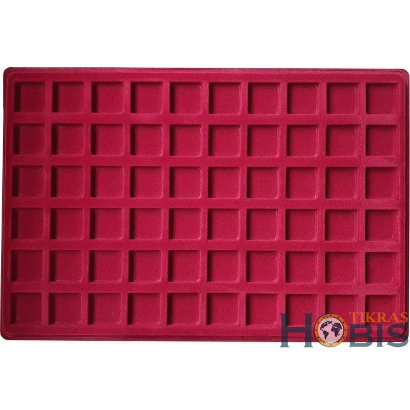 Paletė (dėklas) P60 iš 60 kvadratų 26x26 mm