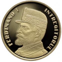 Rumunija 50 banių, 2019 Ferdinand I