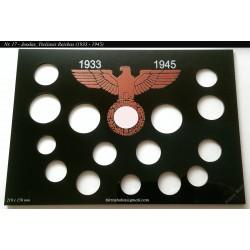 Rėmelis Vokietijos 1933-1945 monetoms Nr. 17