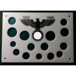 Rėmelis Vokietijos 1933-1945 monetoms Nr. 18