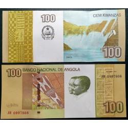 Angola 100 kvanzų, 2012 P-153a