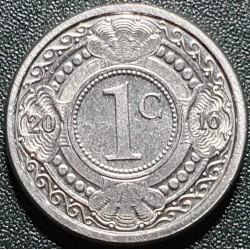 Nyderlandų Antilai 1 centas, 2016 KM32