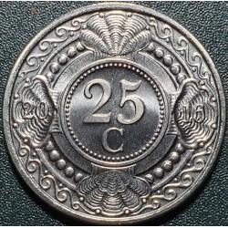 Nyderlandų Antilai 25 centai, 2016 KM35