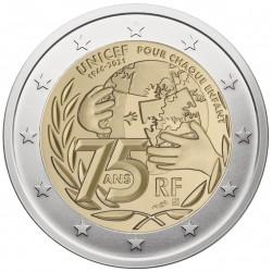 Prancūzija 2 eurai, 2021...