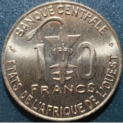 Vakarų Afrika (BCEAO) 10...