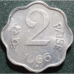 Indija 2 naujosios paisos, 1966 KM11