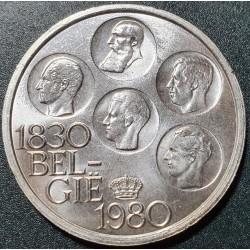 Belgija 500 frankų, 1980 Nepriklausomybė BELGIE KM162