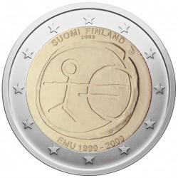 Suomija 2 eurai, 2009 EMU...