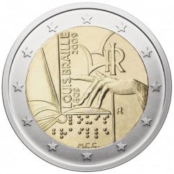 Italija 2 eurai, 2009 Lui...