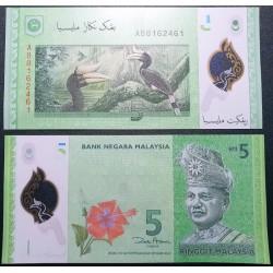 Malaizija 5 Ringgit, 2011...