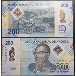 Angola 200 kvanzų, 2020 P-159a