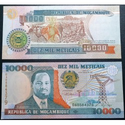 Mozambikas 10000 Meticais,...