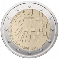 Portugalija 2 eurai, 2015...