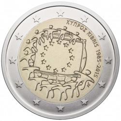 Kipras 2 eurai, 2015 ES...