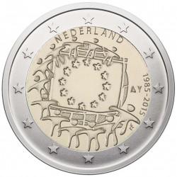 Nyderlandai 2 eurai, 2015...