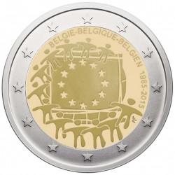 Belgija 2 eurai, 2015 ES...