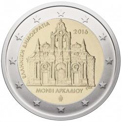 Graikija 2 eurai, 2016...