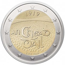 Airija 2 eurai, 2019 Airijos Atstovų Rūmai UC100