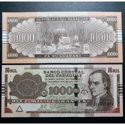 Paragvajus 10000 Guaranies,...