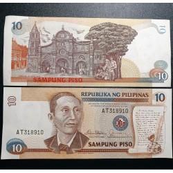Filipinai 10 Piso, 1985 P-169a