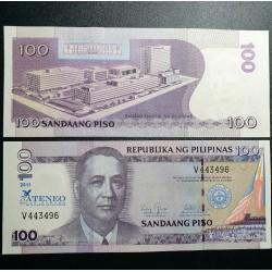 Filipinai 100 Piso, 2011...