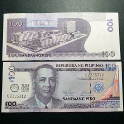 Filipinai 100 Piso, 2013...