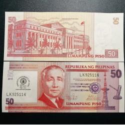 Filipinai 50 Piso, 2013...