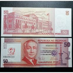 Philippines 50 Piso, 2013...