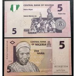 Nigeria 5 nairos, 2006 P-32a