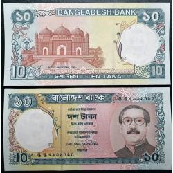 Bangladesh 10 taka, 1997...