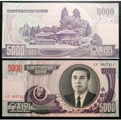 Šiaurės Korėja 5000 Won, 2006 P-46b
